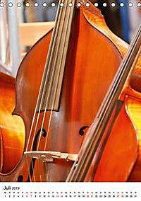 Musikinstrumente im Visier von Petrus Bodenstaff (Tischkalender 2019 DIN A5 hoch) - Produktdetailbild 7