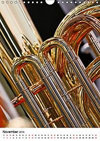 Musikinstrumente im Visier von Petrus Bodenstaff (Wandkalender 2019 DIN A4 hoch) - Produktdetailbild 11