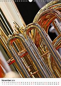 Musikinstrumente im Visier von Petrus Bodenstaff (Wandkalender 2019 DIN A3 hoch) - Produktdetailbild 11