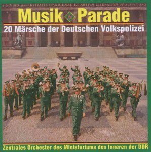 Musikparade, Zentrales Orchester Des Ministeriums Des Innern