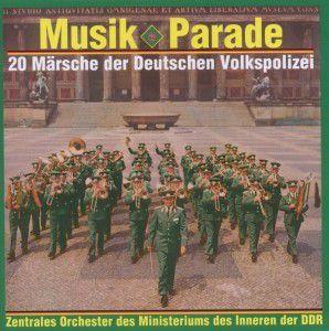 Musikparade, Zentrales Orchester Des Ministeriums Des Innern