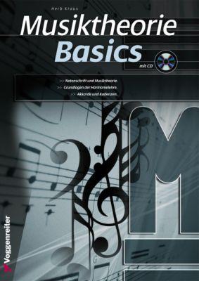 Musiktheorie Basics, mit Audio-CD, Herb Kraus