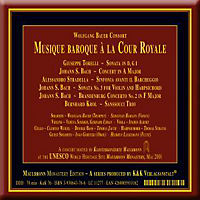 Musique Baroque A La Court Roy - Produktdetailbild 1