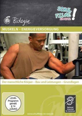 Muskeln - Energieversorgung, 1 DVD