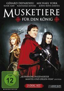 Musketiere für den König, Sandra Weintraub