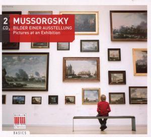 Mussorgsky, 2 CDs, Rösel, Gol, Markevitch
