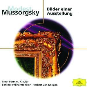 Mussorgsky: Bilder einer Ausstellung, Lazar Berman, Herbert von Karajan, Bp