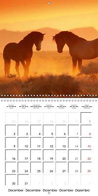 Mustangs - Wild Horses in the USA (Wall Calendar 2019 300 × 300 mm Square) - Produktdetailbild 12