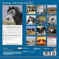 Mustangs - Wild Horses in the USA (Wall Calendar 2019 300 × 300 mm Square) - Produktdetailbild 13