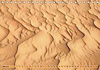 Muster im Wüstensand (Tischkalender 2019 DIN A5 quer) - Produktdetailbild 5