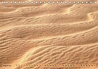 Muster im Wüstensand (Tischkalender 2019 DIN A5 quer) - Produktdetailbild 8