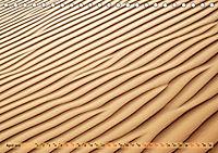 Muster im Wüstensand (Tischkalender 2019 DIN A5 quer) - Produktdetailbild 4