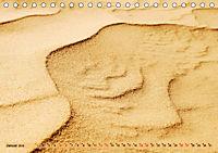 Muster im Wüstensand (Tischkalender 2019 DIN A5 quer) - Produktdetailbild 1