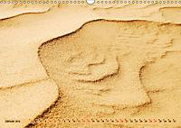 Muster im Wüstensand (Wandkalender 2019 DIN A3 quer) - Produktdetailbild 1