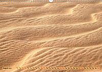 Muster im Wüstensand (Wandkalender 2019 DIN A3 quer) - Produktdetailbild 8