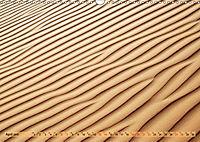 Muster im Wüstensand (Wandkalender 2019 DIN A3 quer) - Produktdetailbild 4