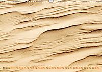 Muster im Wüstensand (Wandkalender 2019 DIN A3 quer) - Produktdetailbild 3