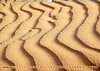 Muster im Wüstensand (Wandkalender 2019 DIN A3 quer) - Produktdetailbild 10