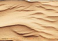 Muster im Wüstensand (Wandkalender 2019 DIN A3 quer) - Produktdetailbild 9