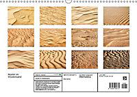 Muster im Wüstensand (Wandkalender 2019 DIN A3 quer) - Produktdetailbild 13
