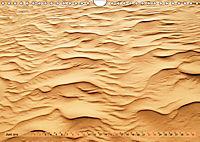 Muster im Wüstensand (Wandkalender 2019 DIN A4 quer) - Produktdetailbild 6