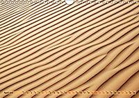 Muster im Wüstensand (Wandkalender 2019 DIN A4 quer) - Produktdetailbild 4