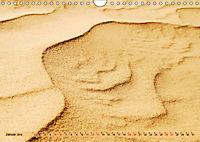 Muster im Wüstensand (Wandkalender 2019 DIN A4 quer) - Produktdetailbild 1