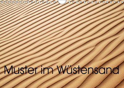 Muster im Wüstensand (Wandkalender 2019 DIN A4 quer), Maurus Spescha