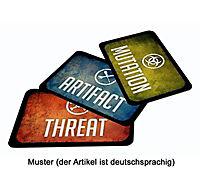Mutant: Jahr Null - Kartendeck - Produktdetailbild 1