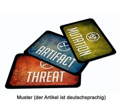 Mutant: Jahr Null - Kartendeck