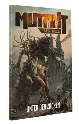 Mutant: Jahr Null, Unter den Zacken -  pdf epub