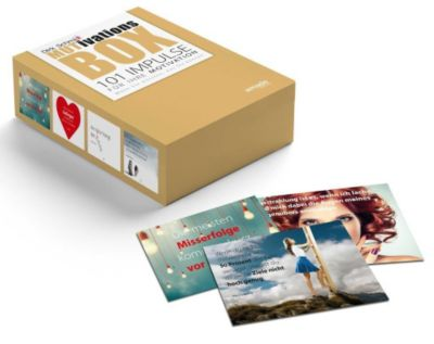 MUTivationsbox - 101 Impulse für Ihre Motivation, Dirk Schmidt