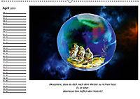 Mutter Erde und ihre Kostbarkeiten. Mit indianischen Weisheiten (Wandkalender 2019 DIN A2 quer) - Produktdetailbild 4