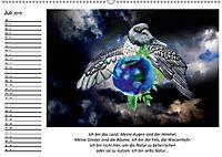 Mutter Erde und ihre Kostbarkeiten. Mit indianischen Weisheiten (Wandkalender 2019 DIN A2 quer) - Produktdetailbild 7