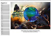 Mutter Erde und ihre Kostbarkeiten. Mit indianischen Weisheiten (Wandkalender 2019 DIN A2 quer) - Produktdetailbild 8