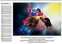 Mutter Erde und ihre Kostbarkeiten. Mit indianischen Weisheiten (Wandkalender 2019 DIN A2 quer) - Produktdetailbild 11