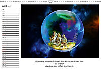 Mutter Erde und ihre Kostbarkeiten. Mit indianischen Weisheiten (Wandkalender 2019 DIN A3 quer) - Produktdetailbild 4