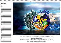 Mutter Erde und ihre Kostbarkeiten. Mit indianischen Weisheiten (Wandkalender 2019 DIN A3 quer) - Produktdetailbild 5