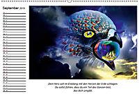 Mutter Erde und ihre Kostbarkeiten. Mit indianischen Weisheiten (Wandkalender 2019 DIN A2 quer) - Produktdetailbild 9