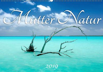 Mutter Natur (Wandkalender 2019 DIN A2 quer), Michaela Urban