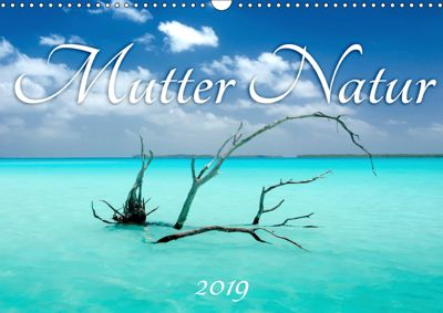 Mutter Natur (Wandkalender 2019 DIN A3 quer), Michaela Urban