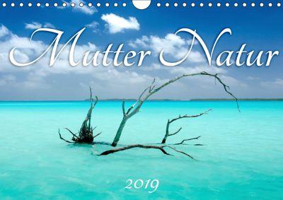 Mutter Natur (Wandkalender 2019 DIN A4 quer), Michaela Urban