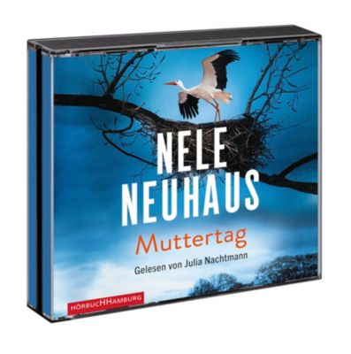 Muttertag, 9 Audio-CDs - Nele Neuhaus |