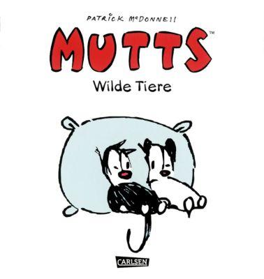 Mutts: Wilde Tiere - Patrick McDonnell pdf epub