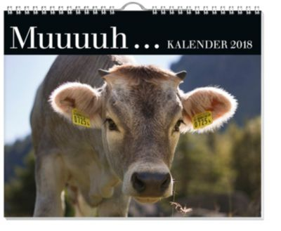Muuuuh Kalender 2018