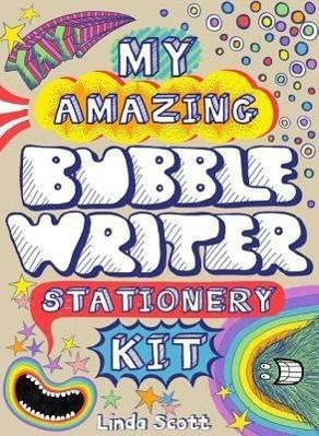 My Amazing Bubble Writer Stationery Kit, Linda Scott