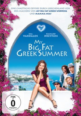 My Big Fat Greek Summer, Nia Vardalos, Richard Dreyfuss