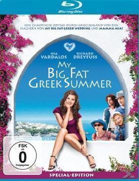 My Big Fat Greek Summer, Mike Reiss