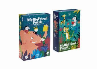 My Big Friend (Kinderpuzzle)