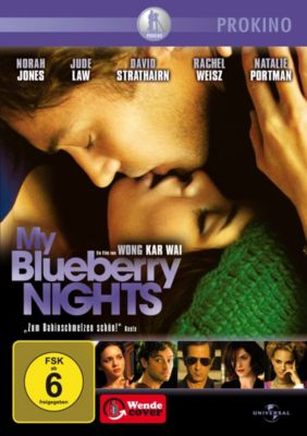 My Blueberry Nights, Jude Law,David Strathairn Norah Jones